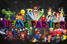 themepartys